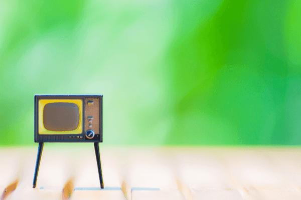ご家庭でテレビは何台ありますか?